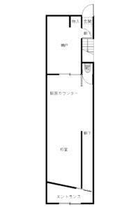 1階間取り(間取)