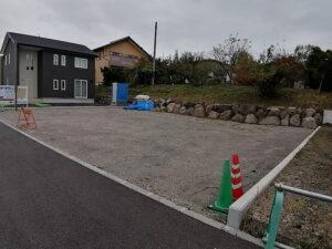 緑豊かな公園や小学校まで徒歩圏エリアの分譲地です。F区画
