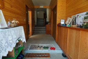 ゆったりとした玄関スペース(玄関)