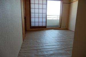 6帖の和室(間取)