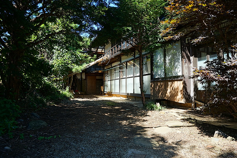 田舎暮らしの古民家(古屋)