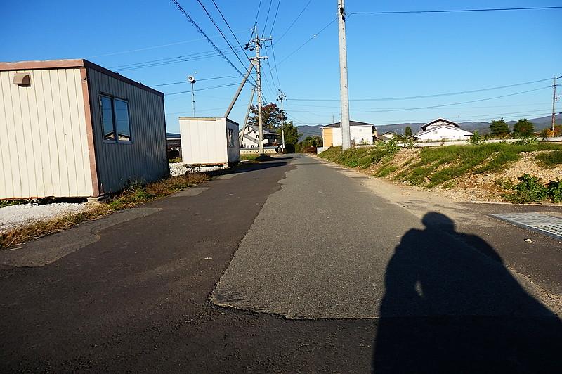 野沢周辺 佐久市跡部の分譲地